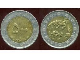 IRAN  500 Rials 1384 - 2005 ( Bis ) - Iran