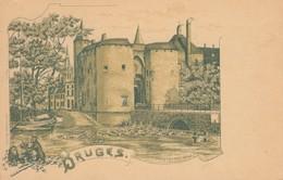 BRUGGE / GENTPOORT - Brugge
