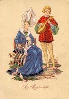 HISTOIRE(.....) MOYEN AGE - Geschiedenis