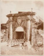E6099 CUBA ORIGINAL PHOTO CASTILLO DE LA CABAÑA CASTLE. CIRCA 1920. 19x24cm. - War, Military