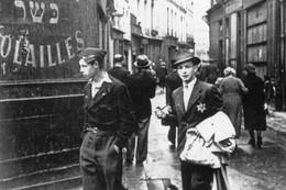 WW2 - L'étoile Jaune Portée Par Les Juifs En Zone Occupée à Partir Du 07/06/1942 - 1939-45