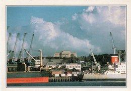 CPM Nouvelle Zélande Le Port D'Auckland - New Zealand The Harbour Of Auckland - Photo Suzanne Held - Nueva Zelanda