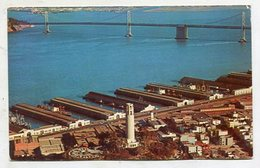 USA - AK 327461 California - San Francisco - Air-view - Coit Tower In Foreground - San Francisco