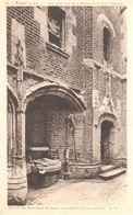 (37) Indre Et Loire - CPA - Tours - Cour Interieure De La Maison De Tristan L'Hermite - Tours