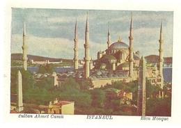 POSTAL ISTAMBUL TURKEY - Turquia