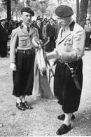 WW2 - Le Général De La Porte Du Theil, Chef Des Chantiers De Jeunesse à Périgueux - 1939-45