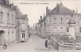 15i - 36 - Ecueillé - Indre - Rue Des Moulins - Launay N° 7 - Non Classés