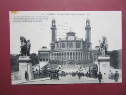PARIS / FRANCE  Old POSTCARD   Y 1927 - Francia
