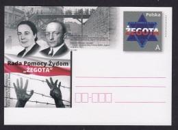 2.- POLAND 2017 Council To Aid Jews Å»egota WWII - 2. Weltkrieg