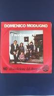 45 Giri - Domenico Modugno - L'Anniversario - 45 Rpm - Maxi-Single