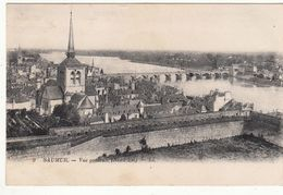 Cp , 49 , SAUMUR , Vue Générale (Nord-Est) - Saumur