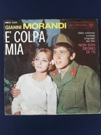 45 Giri - Gianni Morandi - E' Colpa Mia - 45 G - Maxi-Single