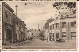 Mol - Graaf De Broquevillestraat (geanimeerd) - Mol