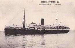IMERETHIE II - Paquebots
