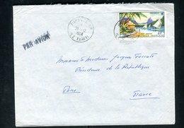 Polynesie - Enveloppe De Papeete Pour La Présidence De La République En 1964 - Ref J52 - French Polynesia