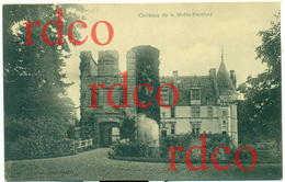 FRANCE Nièvre Fleury-sur-Loire, Château De La Motte-Farchat - Altri Comuni