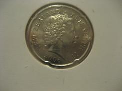20 QEII 2006 NEW ZEALAND Nouvelle Zelande Good Condition Coin - Nouvelle-Zélande