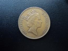 ROYAUME UNI : 2 PENCE  1987   KM 936    SUP - 1971-… : Monnaies Décimales