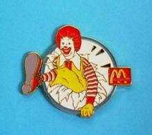 1 PIN'S //   ** RONALD / CLOWN McDONALD'S ** . (Tirage 200 / McDonald's® Made In U.S.A. Set Of 200) - McDonald's