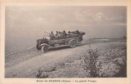 Le Semnoz - Le Grand Virage - France