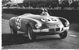 Bol D'Or 1953  -  Renault 4CV Barquette Rosier  - Pilote: Guy Michel  - 15 X 10 Cms PHOTO - Le Mans