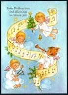 B4967 - TOP Glückwunschkarte - Engel Angel - Weihnachten