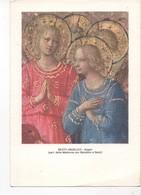 "U2863 Cartolina Serie ""Angeli Nel Arte"" - Angel, Engel, Anges - ""Casa Mamma Domenica"" N. 1981 - Angeli"