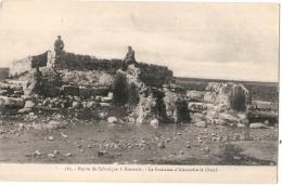 ***  Route De Monastir La Fontaine D'Alexandre - TTB  Neuve - Grecia