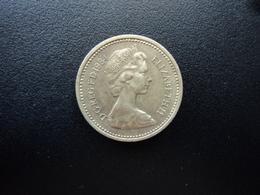 ROYAUME UNI : 1 POUND  1984  Tranche A *   KM 934    TTB - 1971-… : Monnaies Décimales