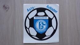 Schalke 04-Aufkleber - Aufkleber