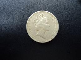 ROYAUME UNI : 1 POUND  1985  Tranche A *   KM 941       TTB - 1971-… : Monnaies Décimales