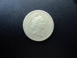 ROYAUME UNI : 1 POUND  1985  Tranche B *   KM 941       TB / TTB - 1971-… : Monnaies Décimales
