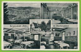Bergneustadt Im Oberbergischen - Hotel-Restaurant  Feste Neustadt - Bes. Fritz Stremme - Gelauft 1965 - Bergneustadt