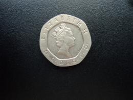 ROYAUME UNI : 20 PENCE  1995    KM 939      SUP - 1971-… : Monnaies Décimales