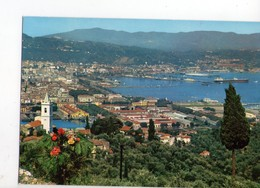 U2869 Cartolina: LA SPEZIA, Campanile Con Campanile _ Ed Ginocchio 7563 _ NN CIRC. - La Spezia