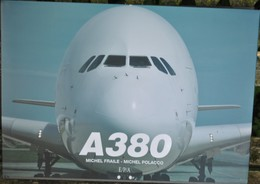 Rare Livre Sur Airbus A380 - Aviation
