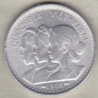 VIETNAM  20 SU 1953 – Aluminium. - Viêt-Nam