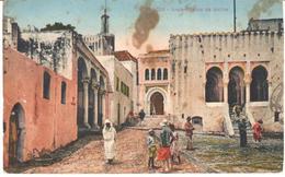 POSTAL   TANGER  -MARRUECOS  - ANCIEN PALAIS DE JUSTICE  (ANTIGUO PALACIO DE JUSTICIA) - Tanger