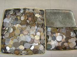 Lot 1kg De Monnaie ANCIENNE ETRANGERE - Coins & Banknotes