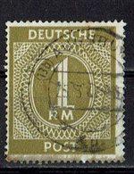 GMA 1946 // Mi. 937 O (024..795) - Zona AAS