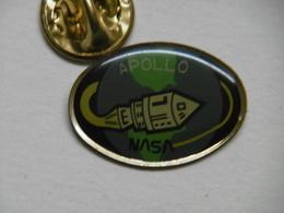 Pin's - Espace NASA APOLLO - Space
