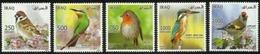 Iraq NEW 2015 Issue - Dated 2014 - Iraqi Emigrating Birds Complete Set - MNH - Iraq
