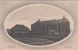 CPA- DORTMUND - Kreuzschule  -2scans - Dortmund