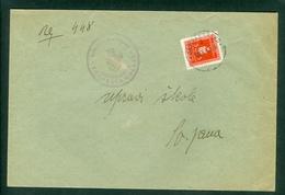Croatia NDH 1942 Cover Jastrebarsko - Croatie