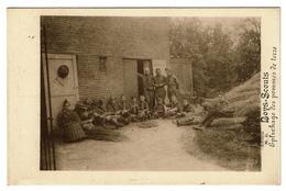 Boys-Scouts - Epluchage Des Pommes De Terre - Edition M.D. - Scoutisme - 2 Scans - Scoutisme