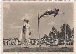 Sauteur Mutussi Avec Roi Du Ruanda - & Athletics - Burundi