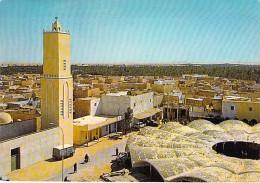 ALGERIE Algeria - OUARGLA :  Vue Générale - CPA - AFRIQUE Africa MAGHREB - Algerien Algerije Argelia - Ouargla
