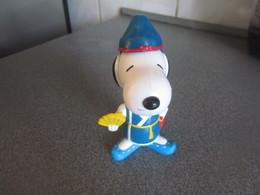 CE39  Figurine, Snoopy, 9,5 Cm - Snoopy