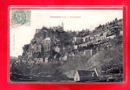 46-CPA ROCAMADOUR - Rocamadour