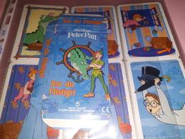 Walt Disney Peter Pan Jeu Du Mistrigri Set Completo Carte Da Gioco Con Box Francese - Carte Da Gioco